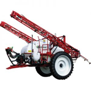 Aspersora Agrícola Para Tractor 2000
