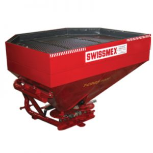 Fertilizadora TWIN T-CDGS-1000