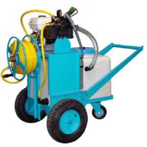 Aspersora Motorizada Agrícola Portátil de Precisión