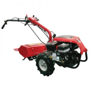 Motocultor de Precisión con Cultivador
